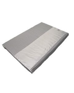 nordicpro4S 2 Way Sliding Satin Base Sheet for Shared Bed