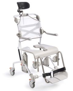 Swift Mobil Tilt 2 Shower Commode Chair